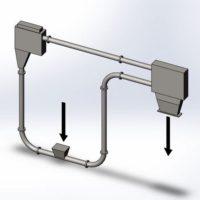 Конфигурации конвейеров волочильных
